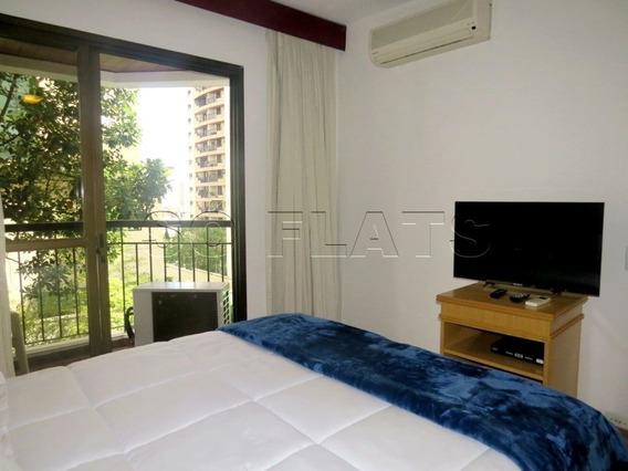 Apartamento Residencial - Mercure São Paulo Alamedas, Conforto Com Nome De Flat. - Sf25098