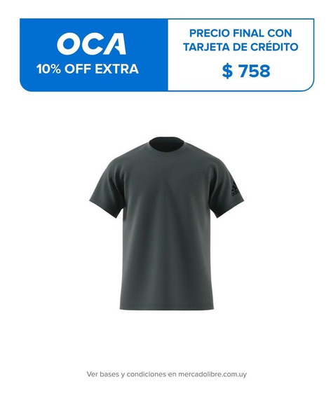 Remera adidas Hombre Id Stadium Tee Athletics Dp3121