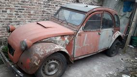 Citroën 2cv/3cv