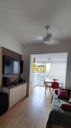 Imagem 1 de 17 de Apartamento À Venda, 60 M² Por R$ 620.000,00 - Vila Romana - São Paulo/sp - Ap6882