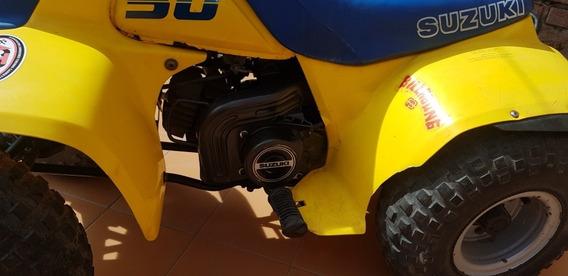 Suzuki Lt 50 Quad Runner