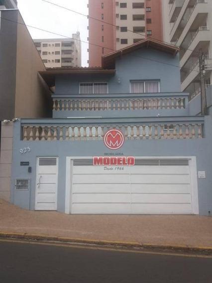Casa Comercial Para Locação, Centro, Piracicaba. - Ca2162