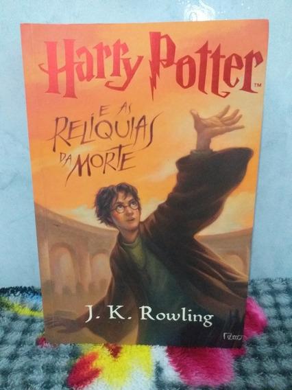 Livro Usado Harry Potter E As Relíquias Da Morte