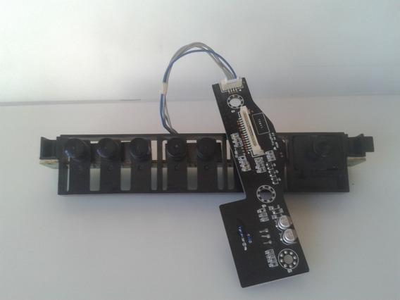 Teclado+sensor Tv Lg 42pq30r.