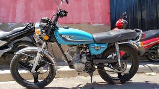 Moto Cg Bolinha Reliquia Ano 1981 Documento 2019 Pago