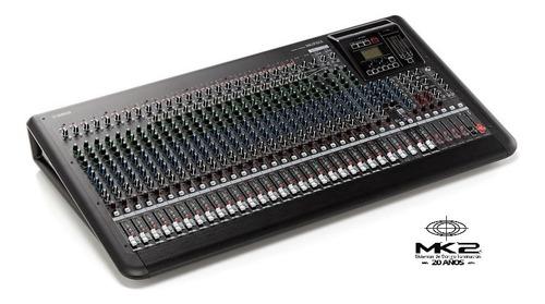 Yamaha Mgp32x Consola Mixer Sonido 32 Canales Dist Oficial