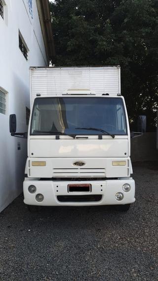 Caminhão Ford Cargo 1422 / Truck Com Baú