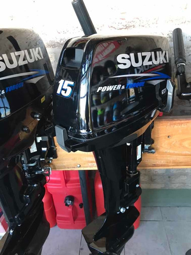 Promo Suzuki 15 Hp 2 T
