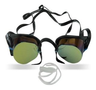 Óculos Natação Sueco Hammerhead Swedish Pro Mirror Espelhado