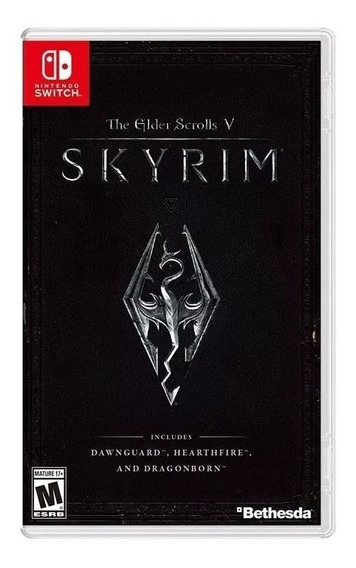 Jogo Nintendo Switch The Elder Scrolls V Skyrim Special Ed