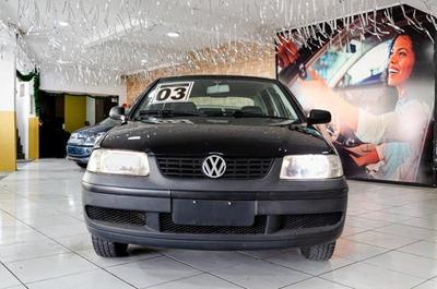 Volkswagen Gol 1.0 Mi Gasolina Manual