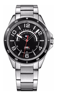 Reloj Tommy Hilfiger De Hombre De Acero Sumergible 1791394
