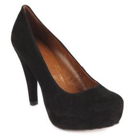 Zapato Pollini Mujer Negro - 4794