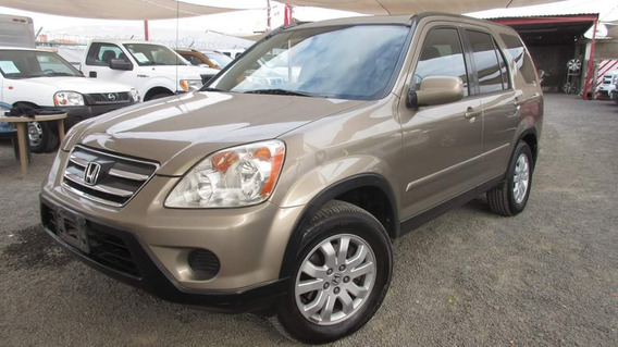 Honda Cr-v 2.4 Exl 156hp Mt 2005