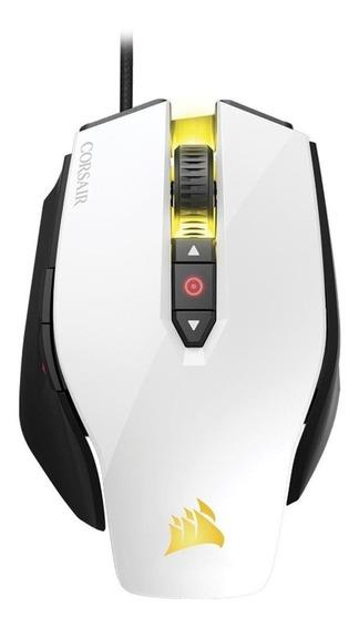 Mouse para jogo Corsair M65 PRO Gaming branco