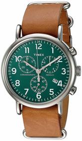 Relógio Timex Twc0665009j Weekender Chronograph