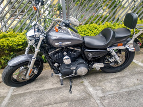 Harley Davidson Xl 1200 Cb 2015 Troco Moto Financio