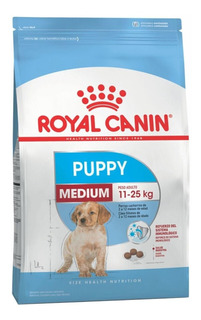 Alimento Royal Canin Size Health Nutrition Medium Puppy perro cachorro raza mediana 15kg