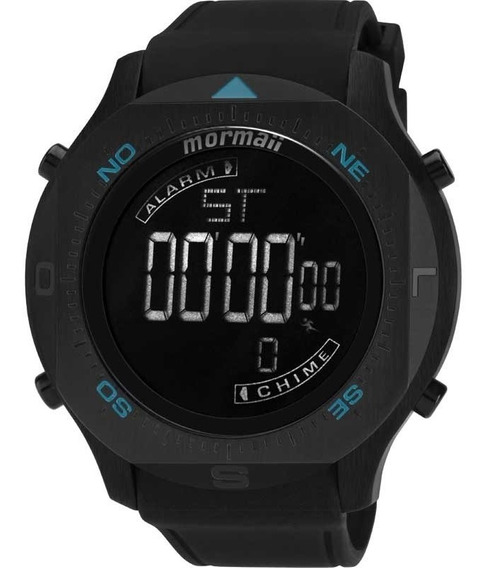 Relógio Mormaii Masculino Acqua Pro Mo11273/8p Oferta