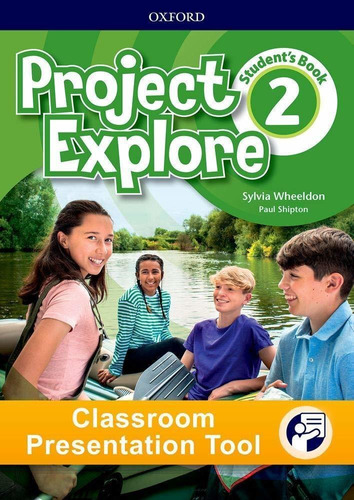 Project Explore 2 - Student's Book