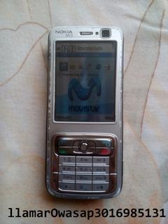 Nokia N73 Y Nokia 3500cb Ambos Sirven Solo Con Movistar