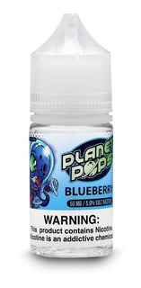 Sal De Nicotina Kings Crest Planet Pops Blueberry(30ml,35mg)