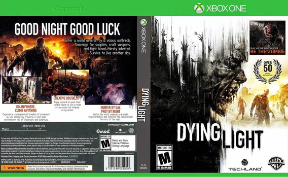 Dying Light Para Xbox One - Digital