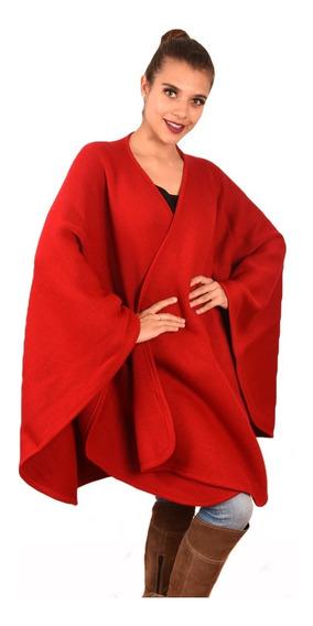 Capa Lisa Para Mujer By Zuio