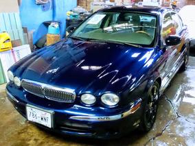 Jaguar X-type 2.5 V6 At