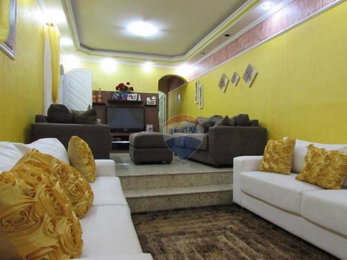 Imagem 1 de 30 de Sobrado Com 4 Dormitórios À Venda, Por R$ 999.000 - Macedo - Guarulhos/sp - So0040
