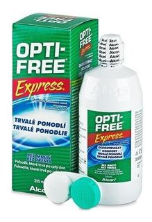 Optifree Express Liquido Multiproposito Lentes Contacto X355