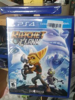 Ratchet & Clank Para Ps4 Físico Nuevo Y Sellado