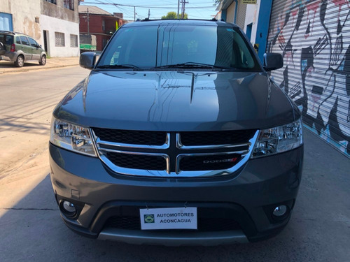 Dodge Journey Sxt 2.4 3 Filas `11