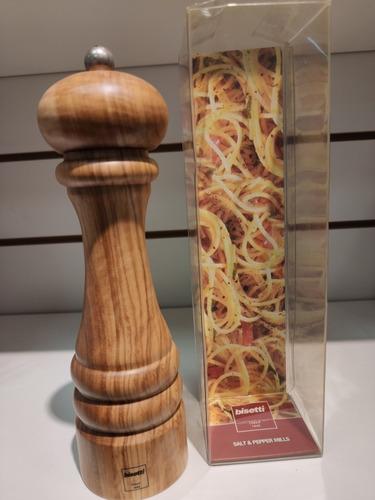 Molinillo Para Pimienta Italiano Bisetti 23 Cms 5151