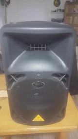 Caixa Som Amplificade Ativa Behringer B812neo Semi Nova 110v