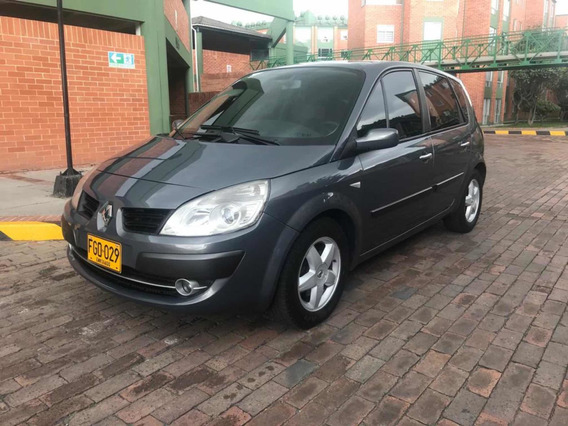 Renault Scénic Scenic 2 Full Equipo