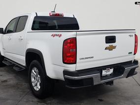 Chevrolet Colorado 4x4 Blanco 2016