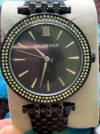 Bello Reloj Taylor Cole Original