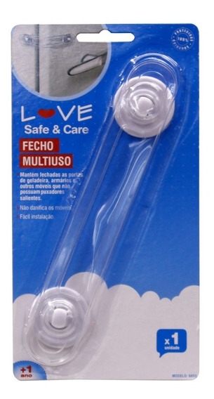 Fecho Multiuso - Love