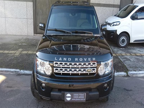 Land Rover Discovery4 Se 3.0 4x4 7 Lugares Diesel Blindada