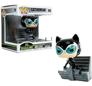 Funko Pop - Batman Joker Catwoman - Aquaman - Keaton
