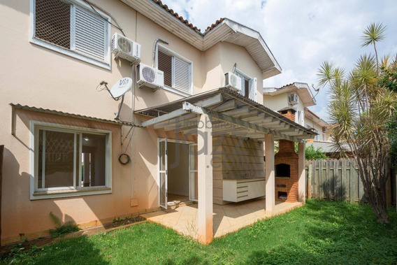Casa Com 3 Dormitórios À Venda, 160 M² Por - Jardim Santa Genebra - Campinas/sp - Ca3540
