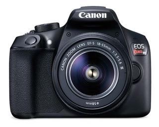 Camara Canon Eos Rebel T6 Original Entrega Solo Stgo Centro
