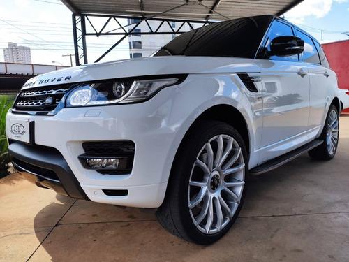 Imagem 1 de 12 de Land Rover Range Rover Sport 3.0 Hse 4x4 V6 24v Turbo