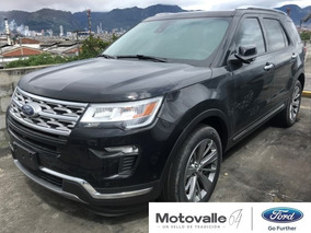Ford Explorer Limited 4x4 Negro Sombra