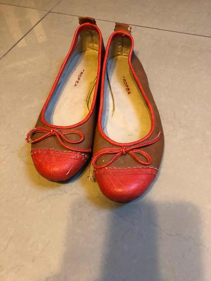 Zapatos Chatitas Tropea