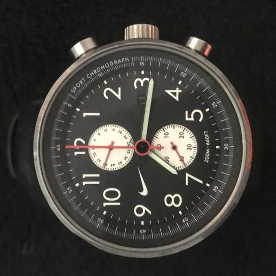 Rarissimo Relógio Nike Heritage Wc0053 Aceito Trocas