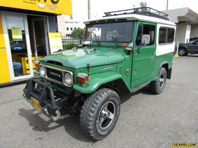 Toyota Land Cruiser Fj 43 Mt 2600cc Diesel