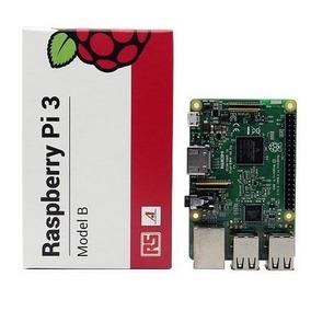 Raspberry Pi 3 Model B + Case Original Pronta Entrega
