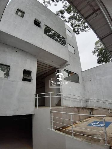 Prédio À Venda, 449 M² Por R$ 2.400.000,00 - Jardim - Santo André/sp - Pr0064